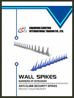 Wall Spikes Catalog